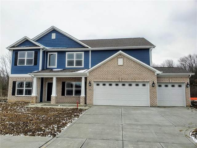 9207 Foudray Circle N, Avon, IN 46123 (MLS #21697409) :: The Indy Property Source
