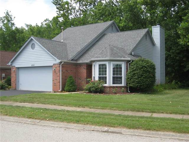5690 Crystal Bay West Drive, Plainfield, IN 46168 (MLS #21697417) :: The Indy Property Source