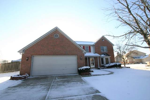 6391 Rockstone Court, Indianapolis, IN 46268 (MLS #21697436) :: Richwine Elite Group