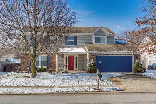 638 Austrian Way, Avon, IN 46123 (MLS #21697453) :: The Indy Property Source