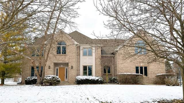 14564 Twin Oaks Drive, Carmel, IN 46032 (MLS #21697463) :: HergGroup Indianapolis