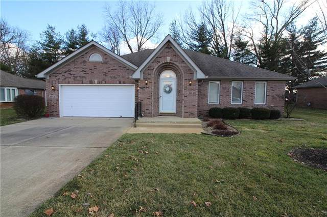 5029 Countess Drive, Columbus, IN 47203 (MLS #21697466) :: The ORR Home Selling Team