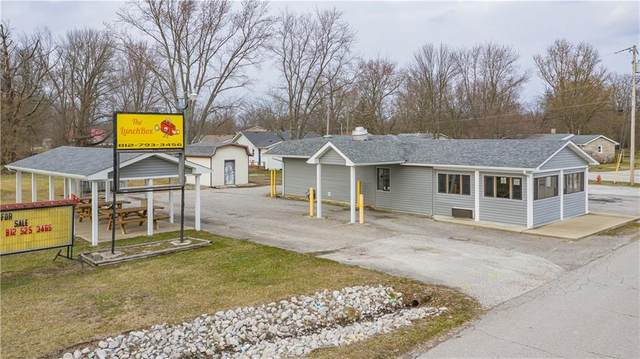 114 Marshall Drive, Crothersville, IN 47229 (MLS #21697527) :: The Indy Property Source
