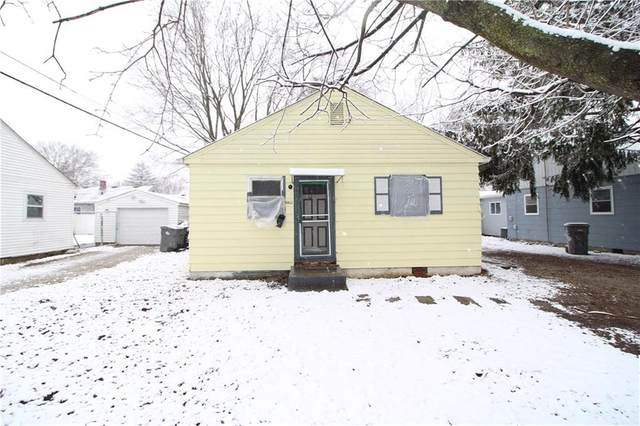 3306 W 22nd Street, Indianapolis, IN 46222 (MLS #21697534) :: HergGroup Indianapolis