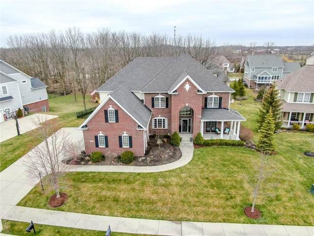 2662 Diamente Drive, Westfield, IN 46074 (MLS #21697542) :: Richwine Elite Group