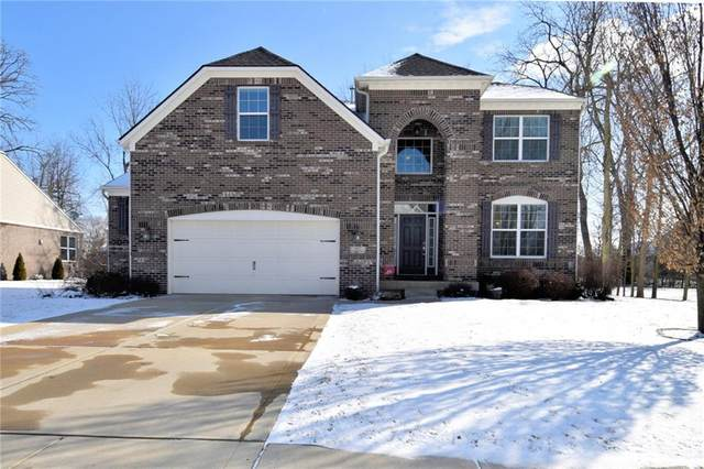 657 Beechwood Centre Road, Avon, IN 46123 (MLS #21697562) :: The Indy Property Source
