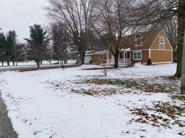 3837 E 600 North, Greenfield, IN 46140 (MLS #21697565) :: Richwine Elite Group