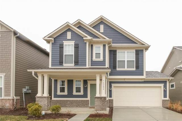 14253 James Dean Drive, Carmel, IN 46033 (MLS #21697578) :: HergGroup Indianapolis
