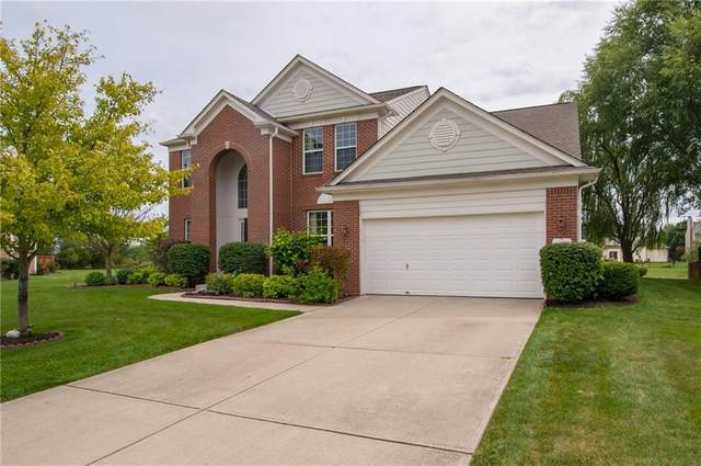 14353 Chariots Whisper Drive, Carmel, IN 46074 (MLS #21697641) :: HergGroup Indianapolis