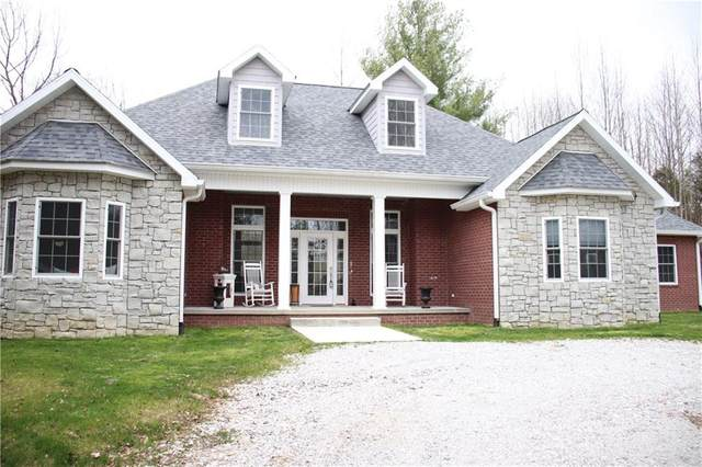 9040 W Base Road, Seymour, IN 47274 (MLS #21697658) :: The ORR Home Selling Team