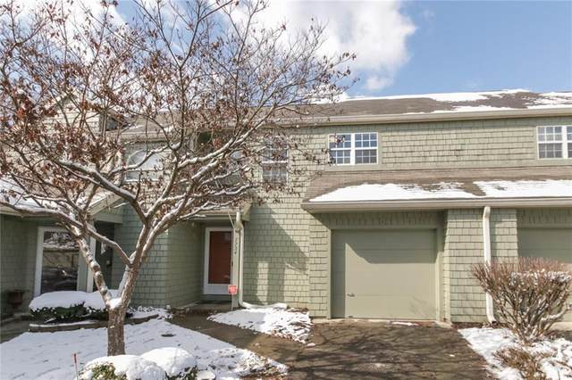 7724 Harbour Isle #65, Indianapolis, IN 46240 (MLS #21697685) :: AR/haus Group Realty