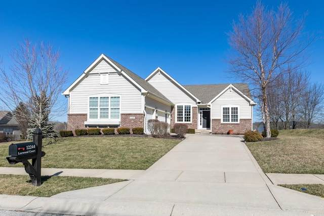 12244 Leewood Court, Noblesville, IN 46060 (MLS #21697792) :: The Indy Property Source