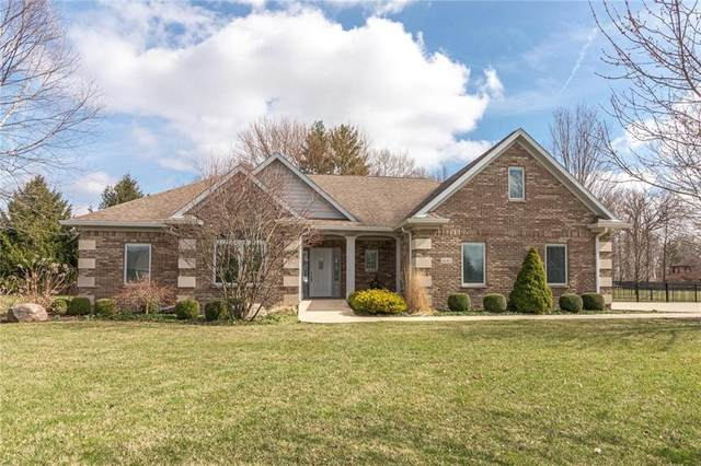 1645 S Oxford Court, Frankfort, IN 46041 (MLS #21697799) :: The ORR Home Selling Team