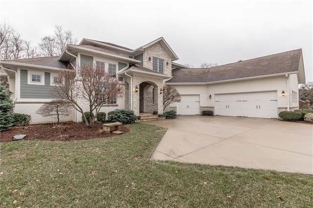 13635 Kingston Drive, Fishers, IN 46055 (MLS #21697818) :: Richwine Elite Group