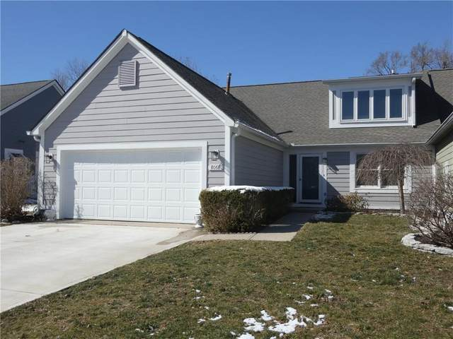8068 River Bay Drive W #28, Indianapolis, IN 46240 (MLS #21697859) :: The ORR Home Selling Team