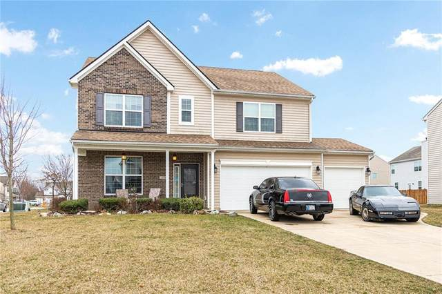5634 Crump Lane, Indianapolis, IN 46234 (MLS #21697880) :: Anthony Robinson & AMR Real Estate Group LLC