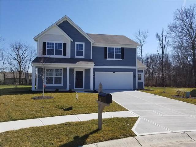 8241 Morera Court, Indianapolis, IN 46237 (MLS #21697989) :: AR/haus Group Realty