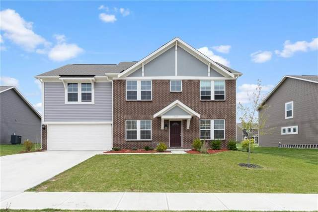 2553 Twinleaf Drive, Plainfield, IN 46168 (MLS #21698009) :: The Indy Property Source