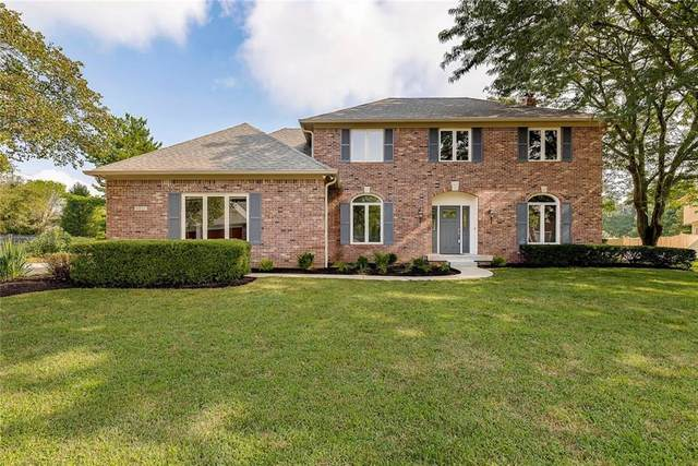 4830 Brentridge Court, Greenwood, IN 46143 (MLS #21698030) :: Anthony Robinson & AMR Real Estate Group LLC