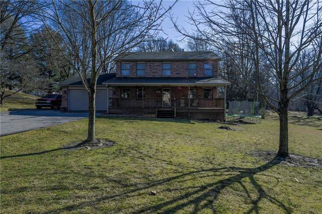 225 High Street, Danville, IN 46122 (MLS #21698060) :: The Indy Property Source