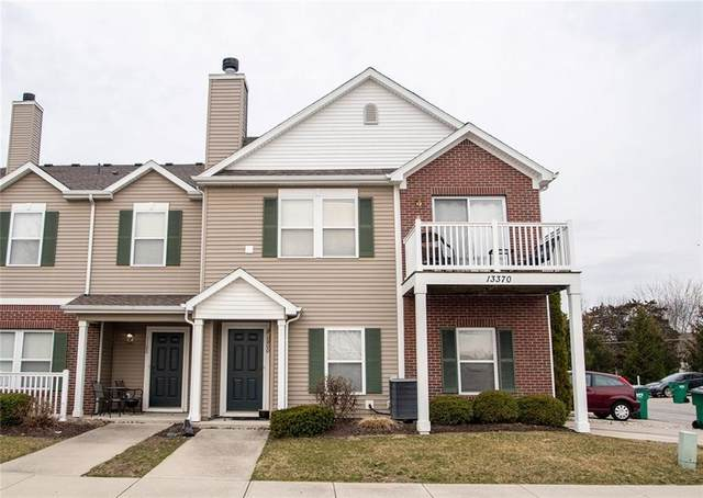 13370 White Granite Drive, Fishers, IN 46038 (MLS #21698071) :: The ORR Home Selling Team