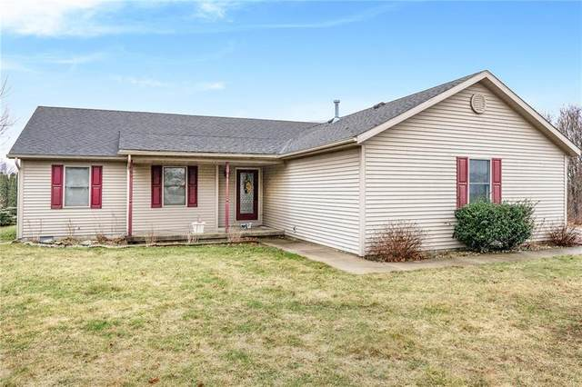4984 N Chosin Few Lane, Crawfordsville, IN 47933 (MLS #21698118) :: The Indy Property Source