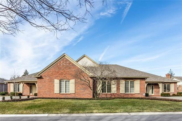 7948 Beaumont Green E. Drive, Indianapolis, IN 46250 (MLS #21698141) :: The ORR Home Selling Team