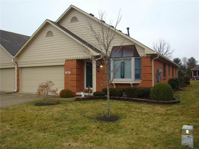 2856 Colony Lake East Drive, Plainfield, IN 46168 (MLS #21698189) :: AR/haus Group Realty