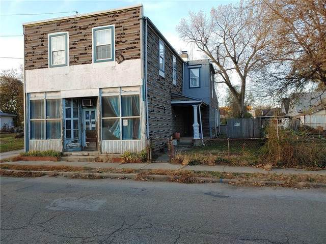 1620 W New York Street, Indianapolis, IN 46222 (MLS #21698226) :: Anthony Robinson & AMR Real Estate Group LLC