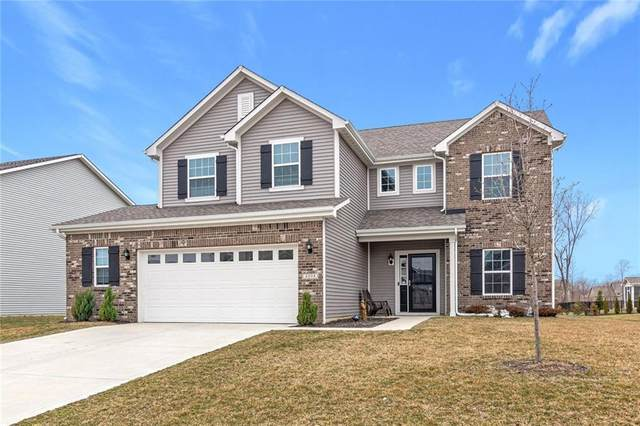 4808 Marshall Drive, Plainfield, IN 46168 (MLS #21698267) :: The Evelo Team