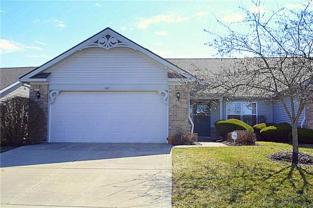 6423 E Walton Drive, Camby, IN 46113 (MLS #21698274) :: The Indy Property Source