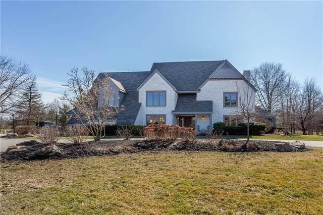 2049 Saint Andrews Circle, Carmel, IN 46032 (MLS #21698296) :: Anthony Robinson & AMR Real Estate Group LLC