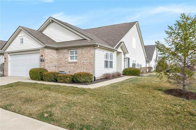 11509 Ivy Lane #103 #103, Fishers, IN 46037 (MLS #21698391) :: AR/haus Group Realty