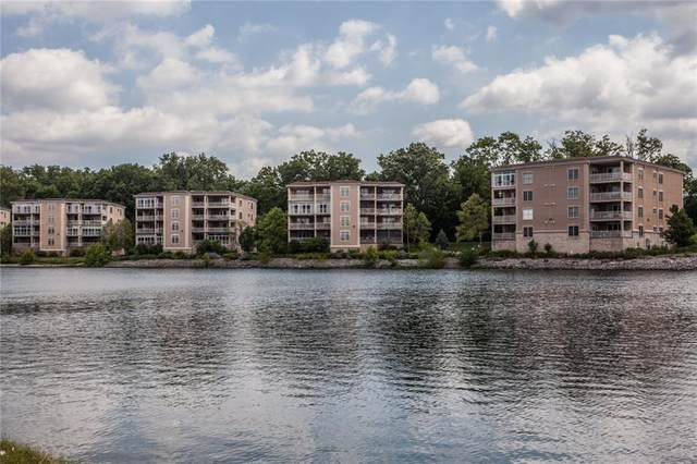 6760 Spirit Lake #402, Indianapolis, IN 46220 (MLS #21698401) :: Richwine Elite Group
