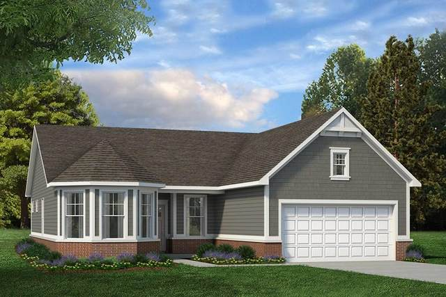 4369 Fresia Drive, Plainfield, IN 46168 (MLS #21698406) :: Mike Price Realty Team - RE/MAX Centerstone
