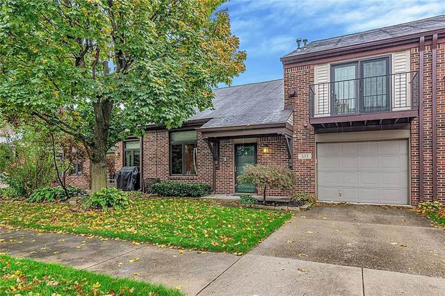 333 E 7th Street, Indianapolis, IN 46202 (MLS #21698416) :: AR/haus Group Realty