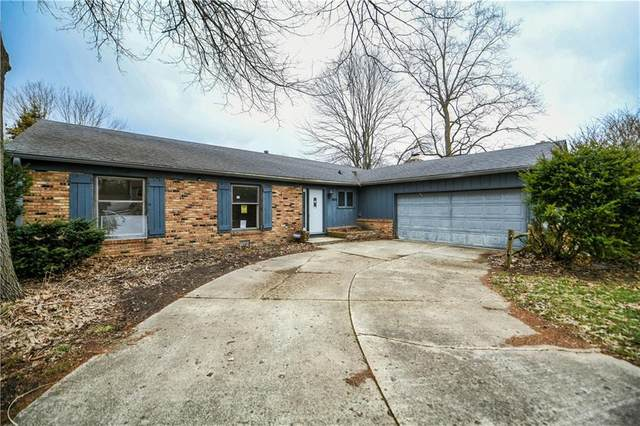 1808 Oakwood Drive, Anderson, IN 46011 (MLS #21698471) :: The Indy Property Source