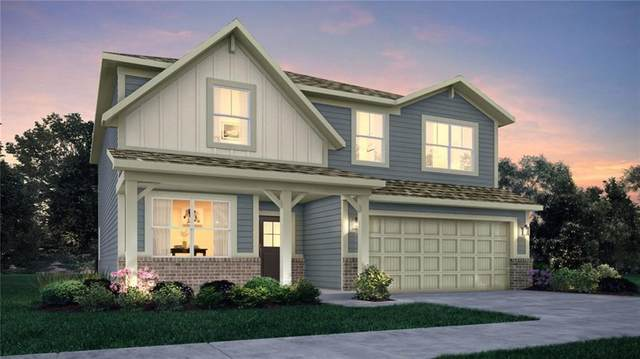 8765 Winton Place, Pendleton, IN 46064 (MLS #21698485) :: The ORR Home Selling Team