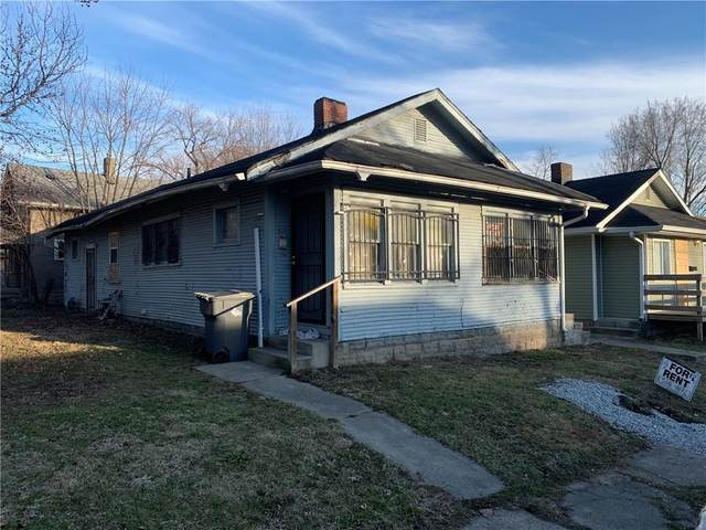 1527 N Tacoma Avenue, Indianapolis, IN 46201 (MLS #21698503) :: The Indy Property Source