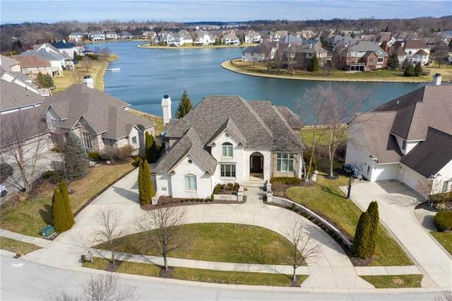 5903 William Conner Way, Carmel, IN 46033 (MLS #21698538) :: Richwine Elite Group