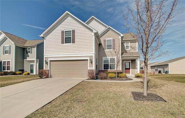 14514 Glapthorn Road, Fishers, IN 46037 (MLS #21698611) :: The ORR Home Selling Team