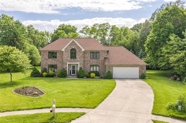 1056 N Cambridge Court, Greenfield, IN 46140 (MLS #21698619) :: Anthony Robinson & AMR Real Estate Group LLC