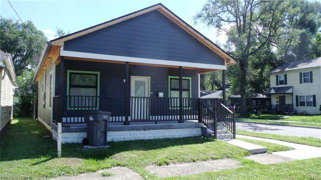 1453 E 24th Street, Indianapolis, IN 46218 (MLS #21698662) :: Your Journey Team