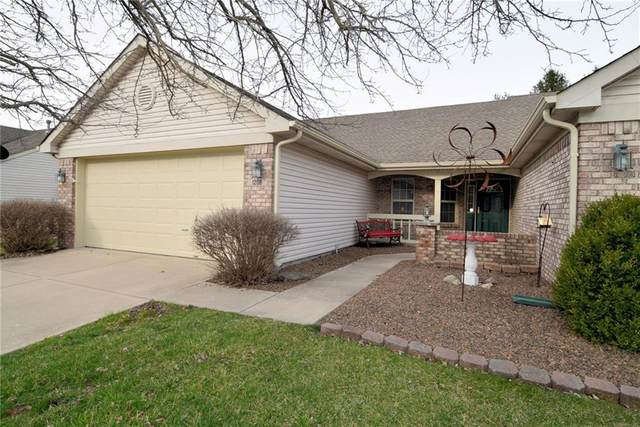 1208 Brittany Circle A, Brownsburg, IN 46112 (MLS #21698799) :: The ORR Home Selling Team