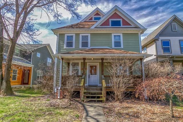 2436 N Alabama Street, Indianapolis, IN 46205 (MLS #21698815) :: Mike Price Realty Team - RE/MAX Centerstone