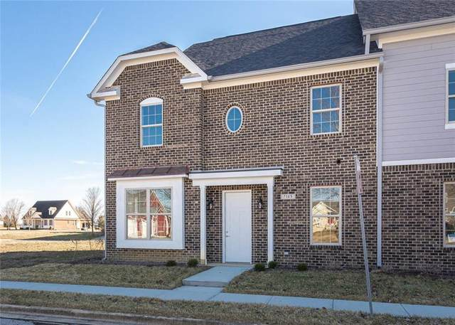 7165 Governors Row, Avon, IN 46123 (MLS #21698848) :: The Indy Property Source