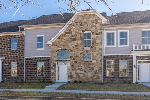 7159 Governors Row, Avon, IN 46123 (MLS #21698849) :: The Indy Property Source