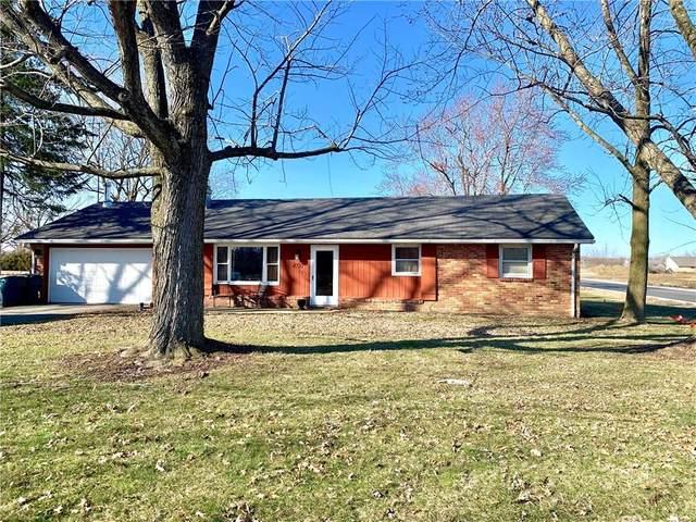 4710 W Cr 400 N Road, Muncie, IN 47304 (MLS #21698938) :: The ORR Home Selling Team