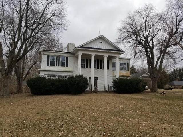 1515 S Park Avenue, Alexandria, IN 46001 (MLS #21698946) :: The ORR Home Selling Team