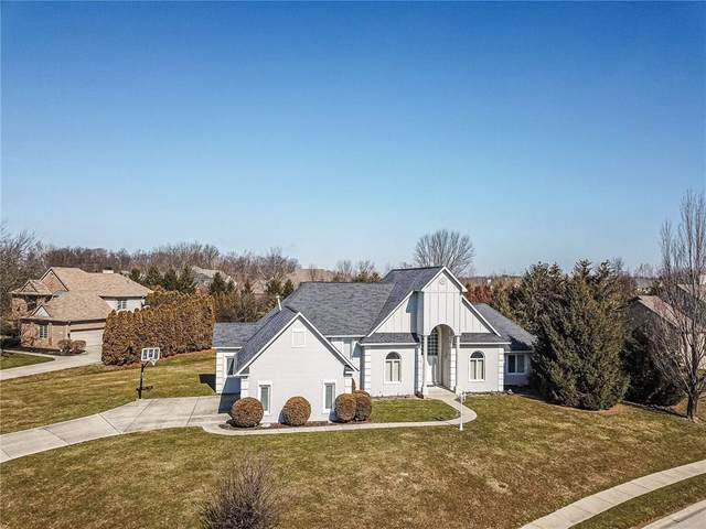2781 Circle Court, Carmel, IN 46032 (MLS #21698947) :: Anthony Robinson & AMR Real Estate Group LLC